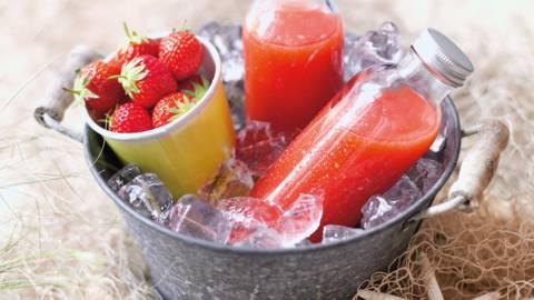 Koktel s jagodama