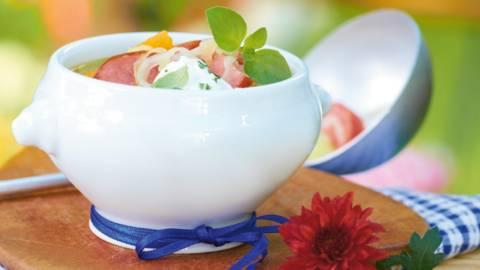 Juha od kiselog kupusa i rajčice