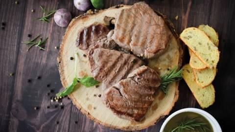 Grillani biftek by Pregacha