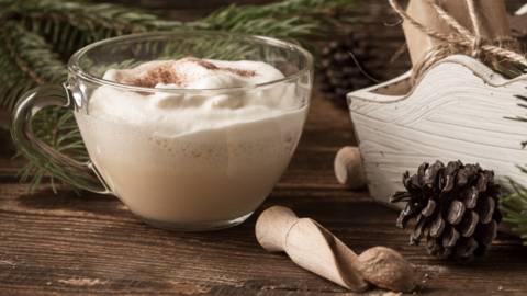 Zimski choco-cocktail