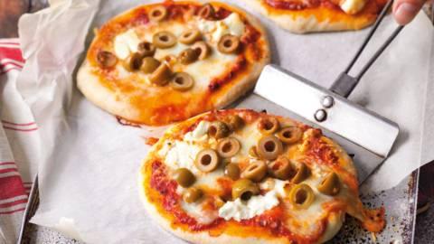 Pizza sa 4 vrste sira