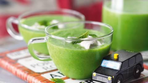 Green Summer Soup (Zelena ljetna juha)