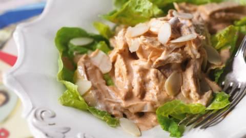 Kraljevska salata od piletine