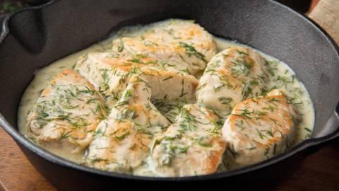 Puretina s carskim povrćem u umaku od sira