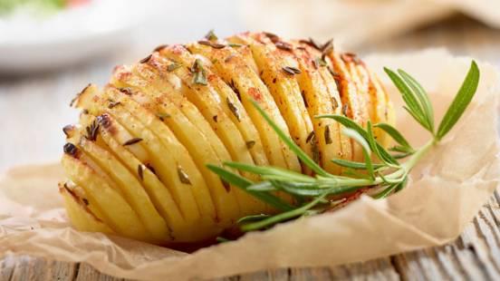 Grilani krumpir