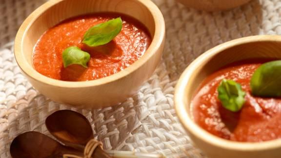 Juha od sušenih rajčica i sira mascarpone