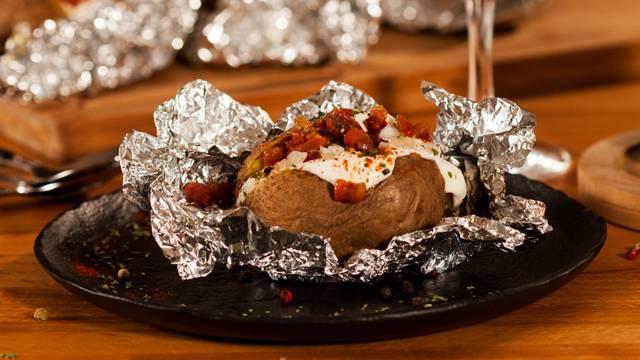 Krumpir pečen u foliji
