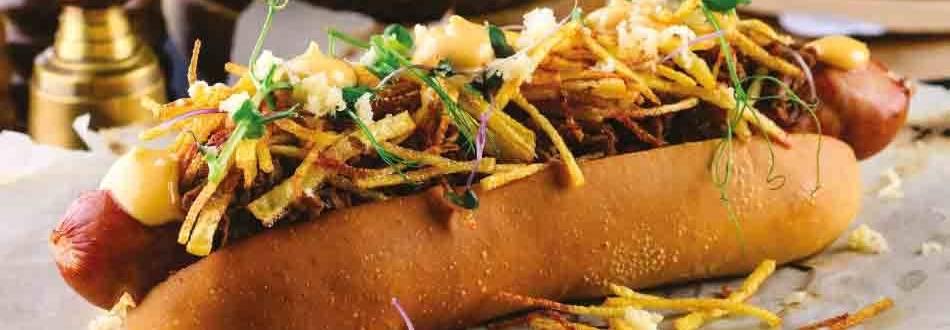 Sloppy Joe Hot-dog