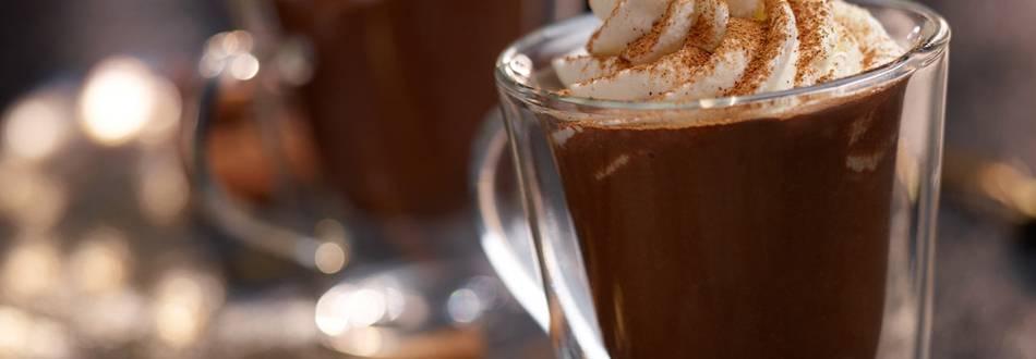 Vruća začinjena čokolada