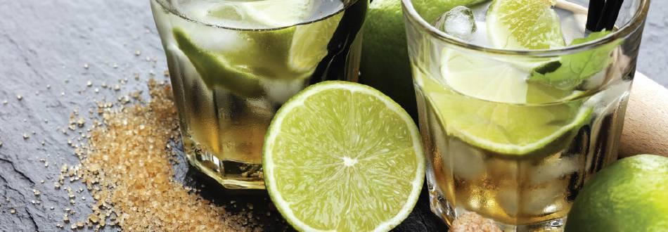 Koktel Virgin Caipirinha (Bezalkoholno piće)