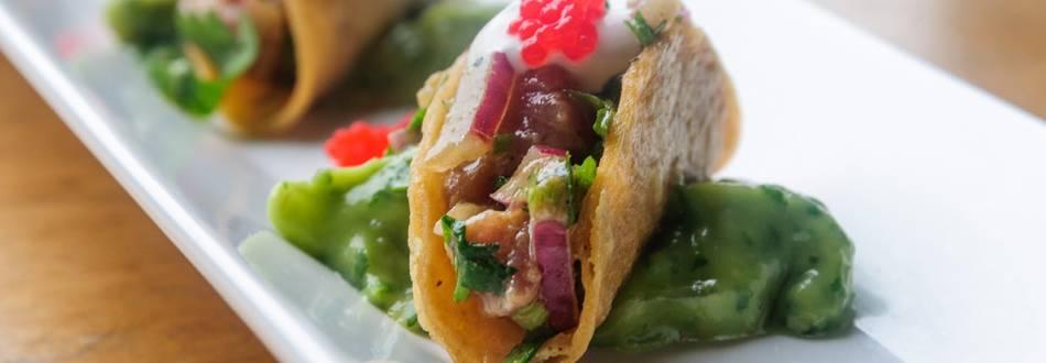 Tuna tacosi