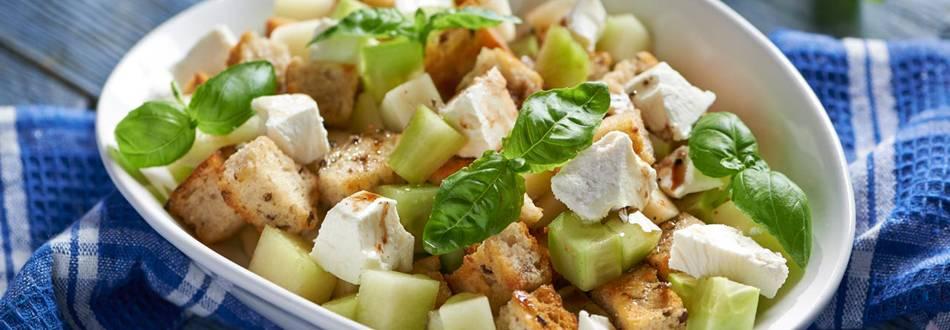 Osvježavajuća salata sa dinjom