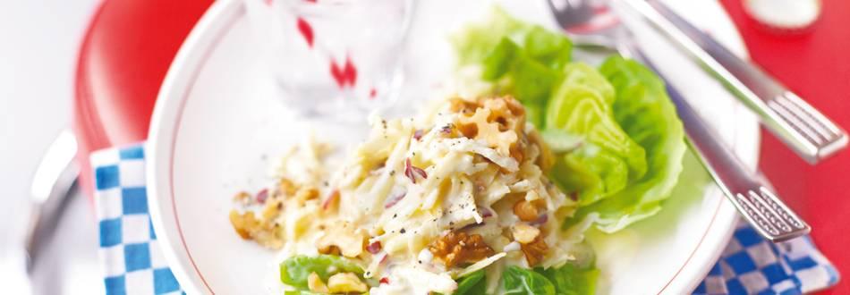 Waldorfska salata