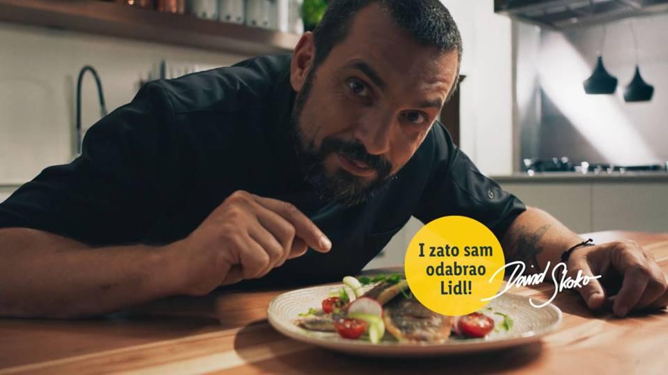 Kuhanje je moj život.. i zato sam odabrao Lidl!
